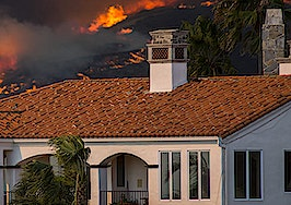 Nearly 776K homes are at extreme risk of wildfire damage: CoreLogic